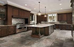 Tile Flooring Ideas For Kitchen Kitchen Tile Floor Ideas Amusing Kitchen Tile Architecture