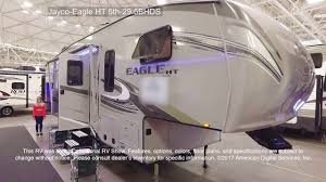 jayco eagle ht 5th 29 5bhds youtube
