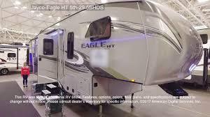 Jayco 5th Wheel Rv Floor Plans by Jayco Eagle Ht 5th 29 5bhds Youtube