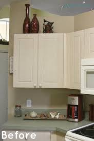 chalk paint kitchen cabinets mom u0027s kitchen redo