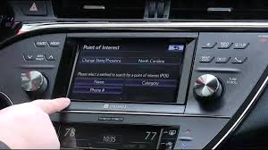 using gps navigation in the all new 2014 toyota avalon youtube