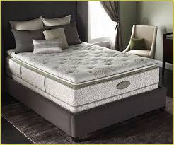 attractive double sided pillow top king mattress v9 pillowtop