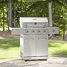 kenmore gas grills sears