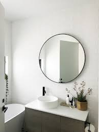 bathroom round mirror bathroom mirrors round with amazing inspirational in australia