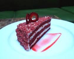 red velvet white chocolate chip cake recipe by michael ferraro