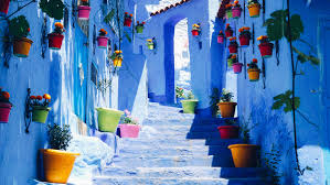 Morocco Blue City by Chefchaouen An Alluring Azure City Of Morocco The Backpackers