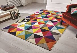 Modern Rugs Quality Soft Touch Modern Rugs Multi Colour Designs Funky Patterns