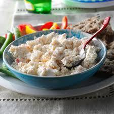 spicy crab dip recipe taste of home
