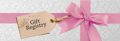 gift registries registry