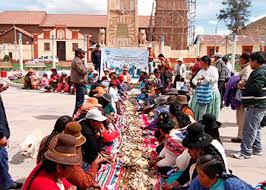 participation is tradition in peru