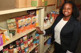 Pnatry Former Hungry K State Student Runs Campus Food Pantry News