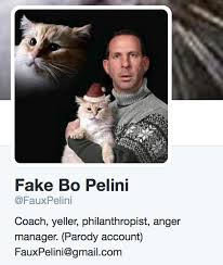 cat high yearbook a bunch of high school kids dressed up like faux bo pelini for
