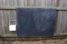 max u0026 me diy outdoor chalkboard
