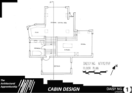 Cabin Layouts C House Coorparoo Qld Project 1 Dab310 Architecture 3 Daisy Ng