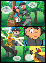 pokemon black vs white chapter 2 page 6 by jacky bunny on deviantart