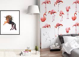 Trends In Home Design How To Rock The Flamingo Trend In Home Decor U2013 Trend Book