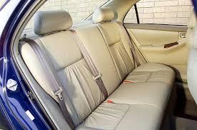 toyota corolla seats 2004 toyota corolla overview cars com