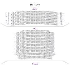 national theatre floor plan lyttelton theatre national seating plan london boxoffice co uk