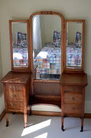 Vanity Company Antique Northern Furniture Co Hepplewhite Vanity And Matching