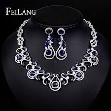 diamond sets design aliexpress buy feilang luxury design navy cubic zircon