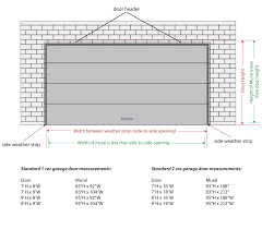 size of 2 car garage 2 car garage door dimensions r98 on stylish home designing ideas