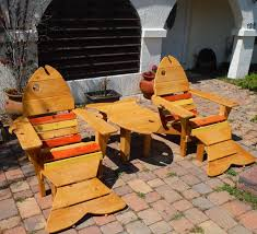 19 best custom wood patio furniture images on pinterest custom