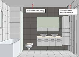 Recessed Lighting In Bathroom Book Of Bathroom Recessed Lighting Layout In Uk By Eyagci