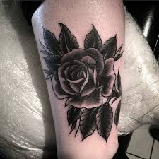 black rose tattoo pictures to pin on pinterest tattooskid