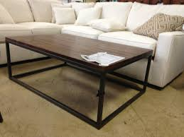 Tables For Living Rooms Living Room Black Wooden Table With Rustic Design And Open Shelf