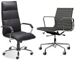fauteuil de bureau noir une chaise de bureau confortable et