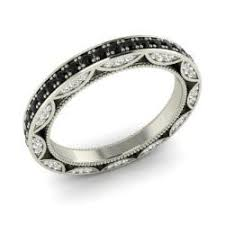 black diamond wedding ring black diamond wedding ring black diamond wedding band diamondere