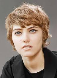 very short wavy hairstyles womens short hairstyles for thick hair