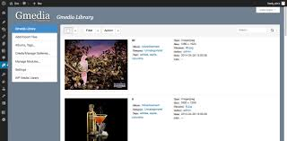 View My Private Photo Library Gallery U2013 Gmedia Photo Gallery Music Player Video Gallery Media