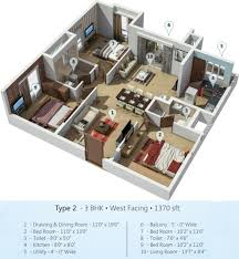 1245 sq ft 2 bhk 2t apartment for sale in ramky group one kosmos