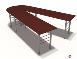 modular conference training tables the office leader peblo v shape modular conference training table