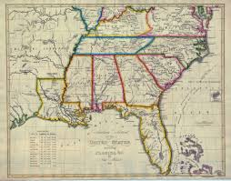 map usa southeast map south usa cities millstonehills of southeast in interactive
