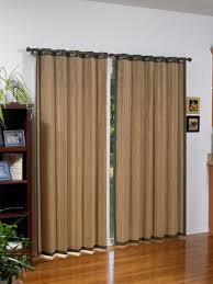 Tropical Shade Blinds Woven Wood Grommet Panels Tropical Window Treatments Other