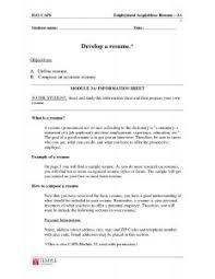An Elite Resume Examples Of Resumes How To Properly Email A Proper Resume Format