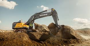 volvo heavy ec750e crawler excavators media gallery volvo construction