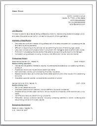 Receptionist Jobs Description For Resume by 37 Best Resume Images On Pinterest Resume Ideas Medical Billing