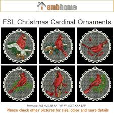 fsl cardinal ornaments free standing lace letters