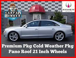 audi a8 alloys pre owned 2015 audi a8 l 3 0t premium nav 4dr car in manheim