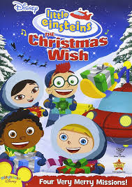 the christmas wish disney einsteins the christmas wish