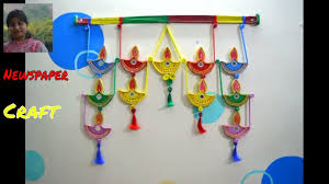 pooja room decoration idea on diwali wall decoration idea youtube