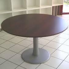 table ronde de bureau achat occasion table ronde réunion promotion destockage