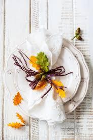 thanksgiving napkins paper thanksgiving tablescape ideas