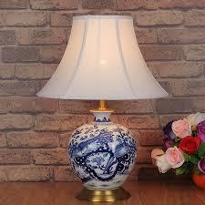 Ceramic Table Lamps For Living Room White Ceramic Table Lamps Promotion Shop For Promotional White