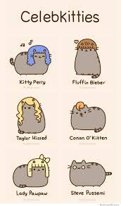 Pusheen The Cat Meme - celebkitties weknowmemes