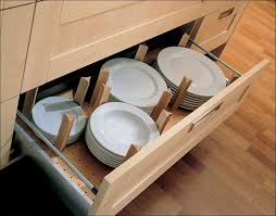 kitchen pantry cabinet organizers silverware holder for drawers