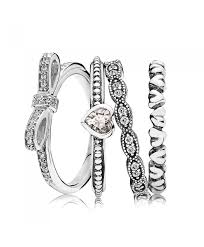 sale rings images Pandora dream love ring stack sale clearance 18 89 pandora ring jpg